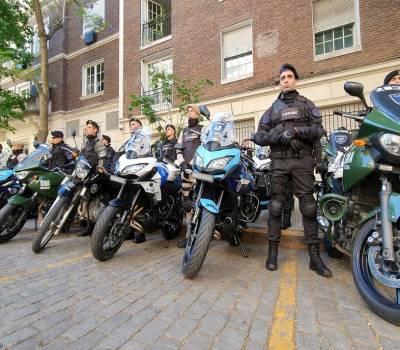 Los motochorros tendrán un nuevo rival en las calles: la brigada especial llamada Los Linces