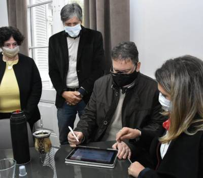 La Municipalidad Y el Banco Bersa incorporan nuevos Recursos