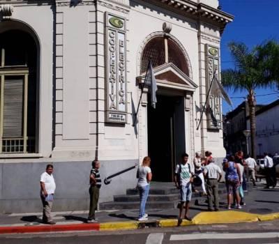 POR MEDIDA GREMIAL LA COOPERATIVA NO PUEDE ATENDER AL PÚBLICO EL LUNES