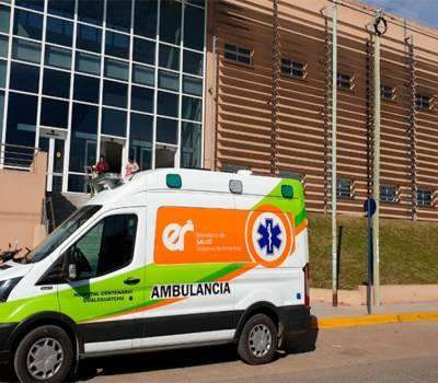 Trabajadores de la salud entrerrianos se sumaron al reclamo por mejores condiciones de seguridad